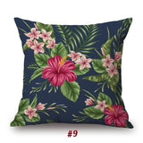 Tropical jungle Print Cushion Cover