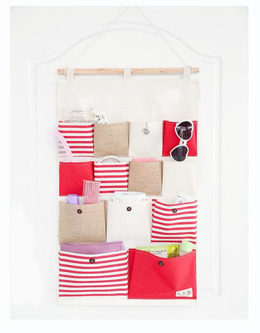 13 Pockets Hanging Organizer