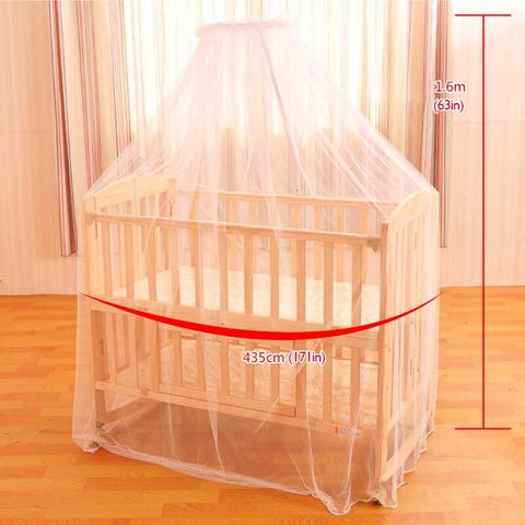 Mosquito Net for Baby Bed