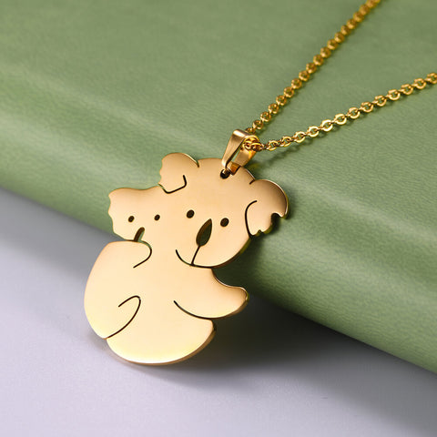 Australian Koala Necklace chairty collection