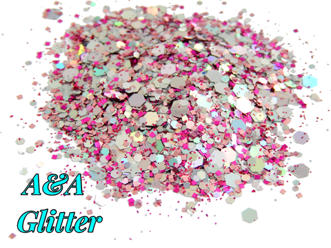 A&A Glitter / Secret Garden Party