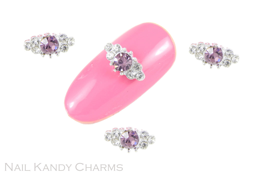 Chantel Ring / Purple