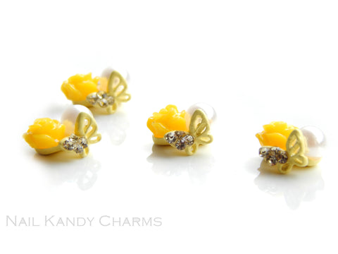 Butterfly Cluster / Yellow