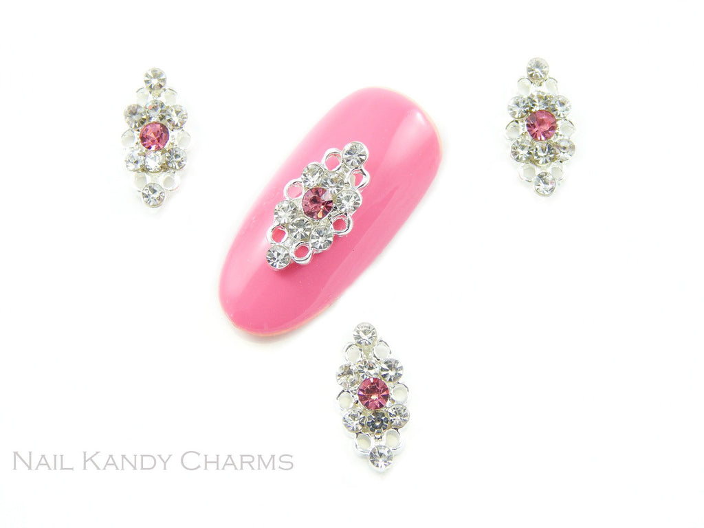 Marquise Ornate / Pink