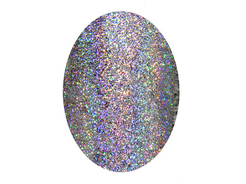 Holographic Extra Fine Glitter / Sterling
