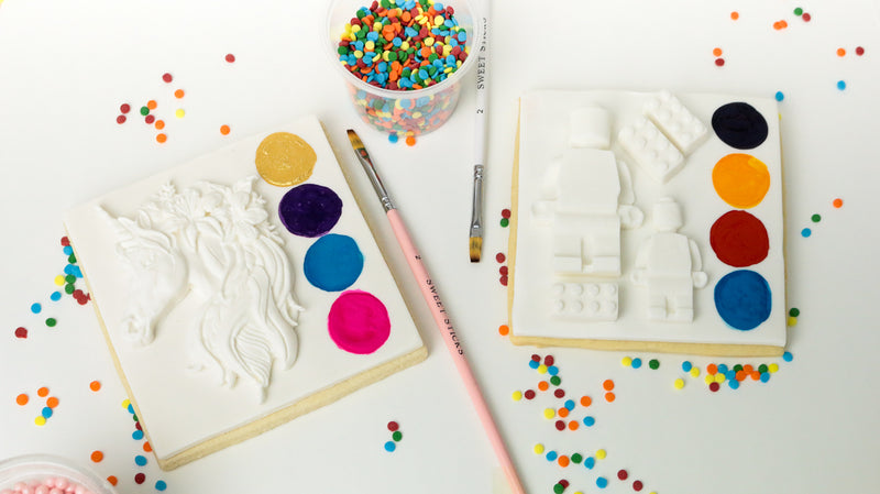 Paint-It Cookies - our greatest decorating kit yet!