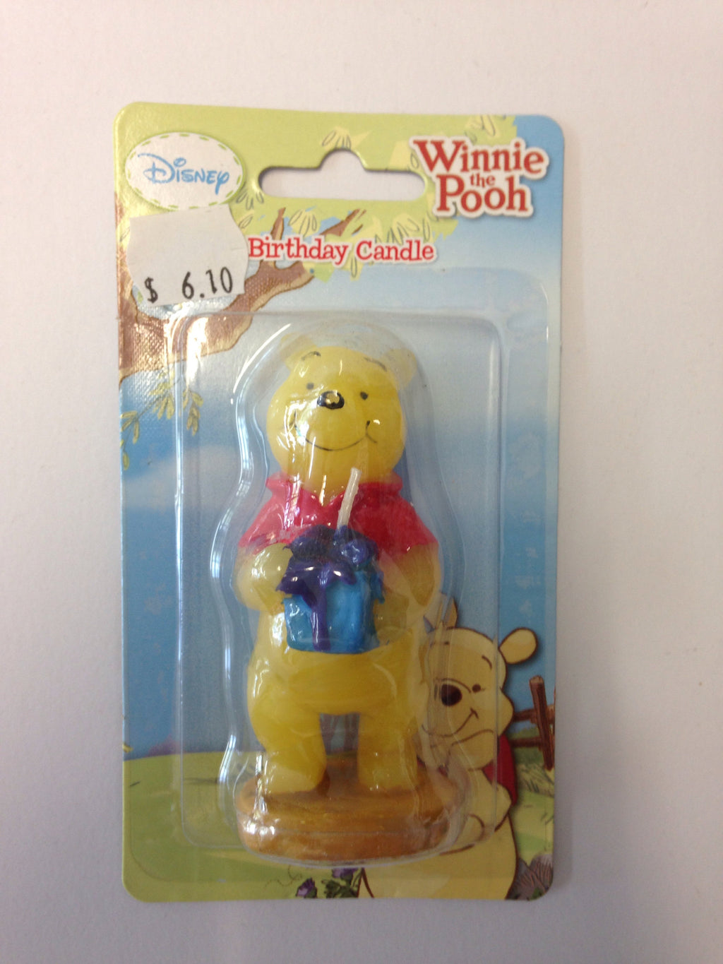 Winnie The Pooh 3D Candle