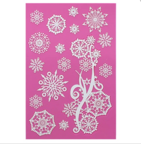 Cake Lace Mat - Crystal