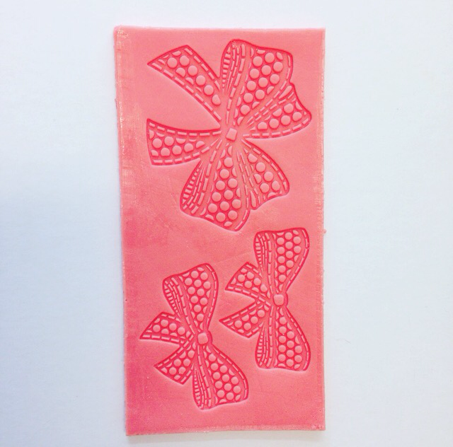 Silicone Mat - Bows C2