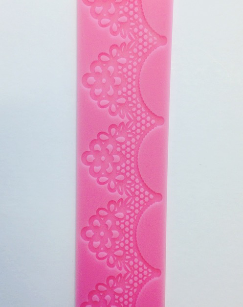 Lace Silicone Mould 1