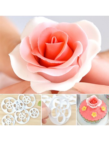 Cutters - Complete Rose Set