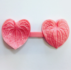Silicone Mould - Anthurium Lily Veiner