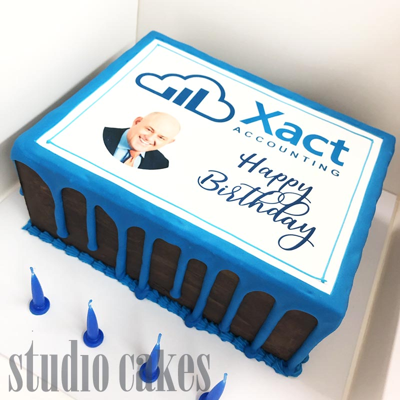 PERSONALIZED EDIBLE ICING CAKE TOPPER/'S VARIOUS SIZES THE 100