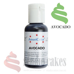 AmeriColor Soft Gel Paste - Avocado