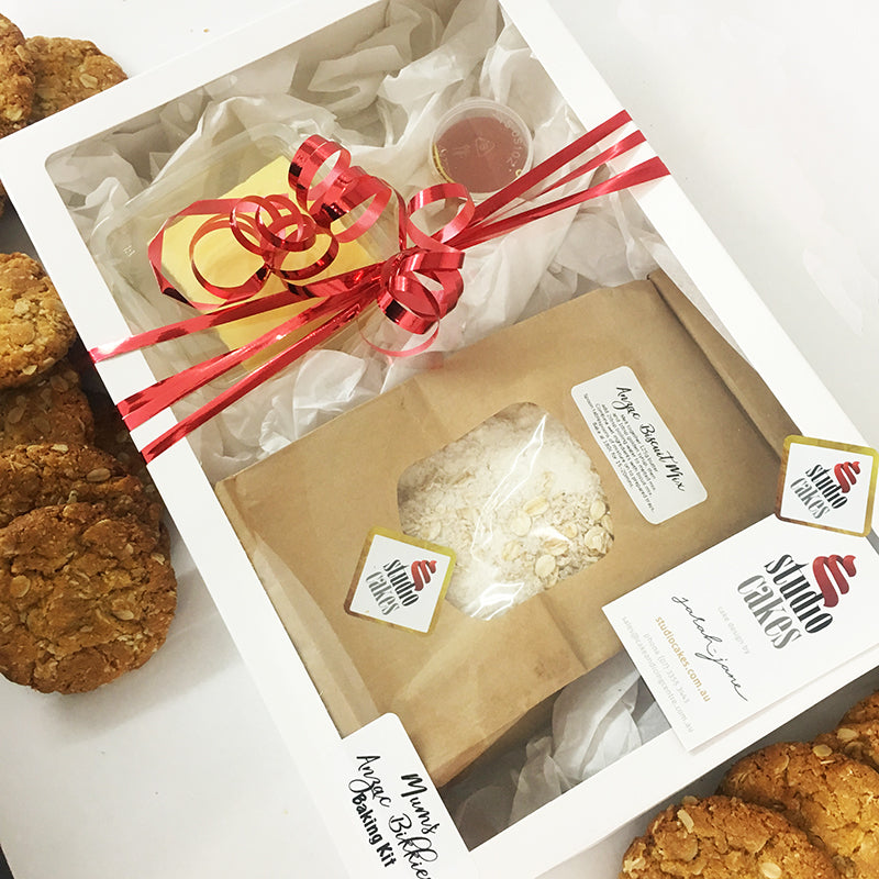 ANZAC Bikkies Baking Box