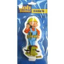 Bob the Builder Candles