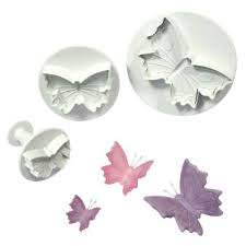Plunger Cutter Set - Butterfly