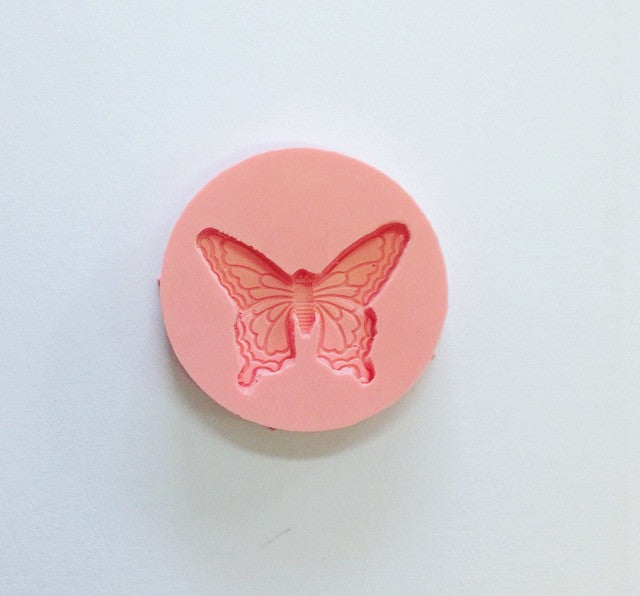 Silicone Mould - Butterfly 45mm
