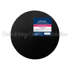 Presentation Boards - Round Black