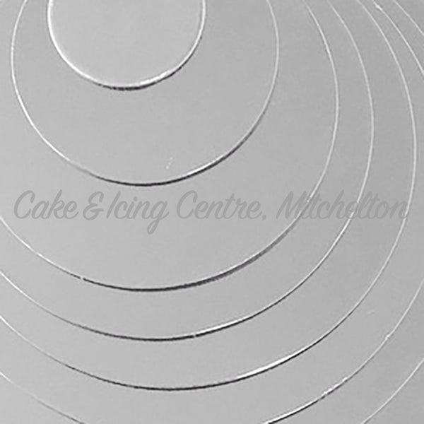Cardboard Cake Boards - Round