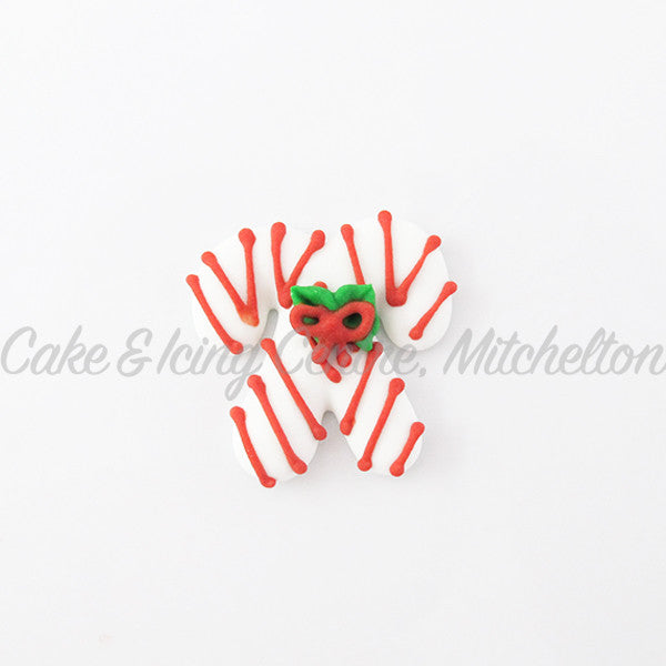 Christmas Decorations - Twin Candy Cane