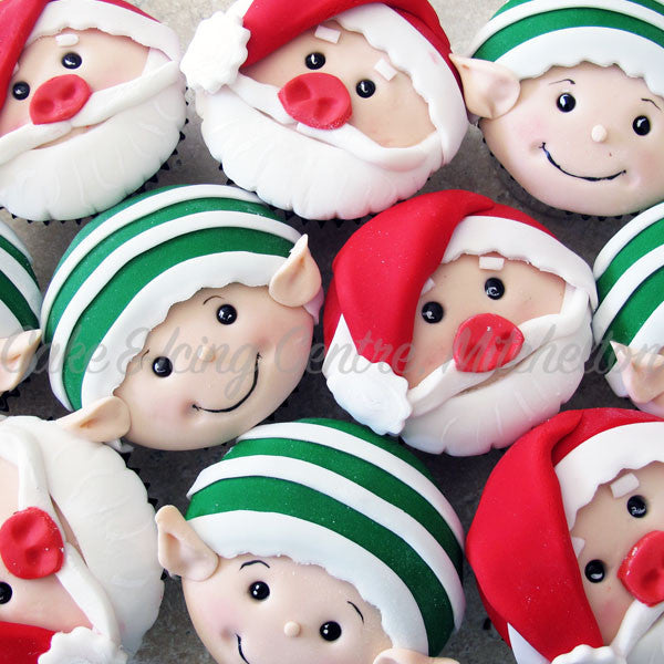 Novelty Christmas Cupcakes (Early Bird Discounts Available)