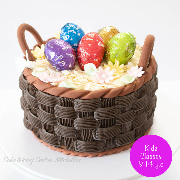 Kids Holidays - Easter Basket (9-14 y.o.)
