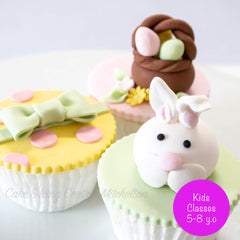 Kids Holidays - Easter Cupcakes (5-8 y.o.)