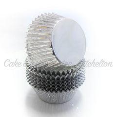 Foil (Size 550) Cupcake Wrappers - Large