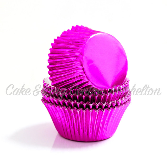 Foil Cupcake Wrappers - Cupcake Size (550)