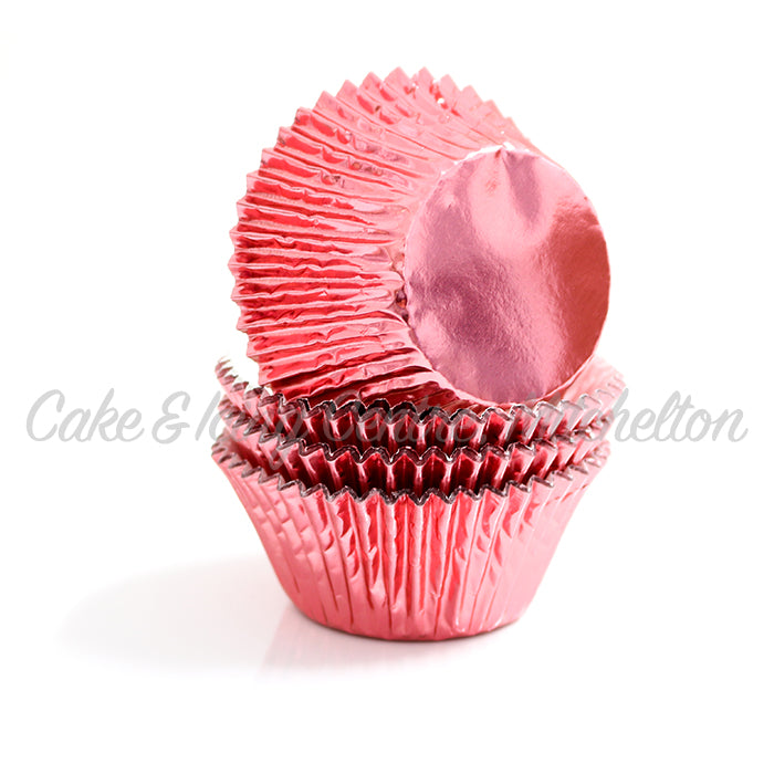 Foil Cupcake Wrappers - Traditional Size (408)