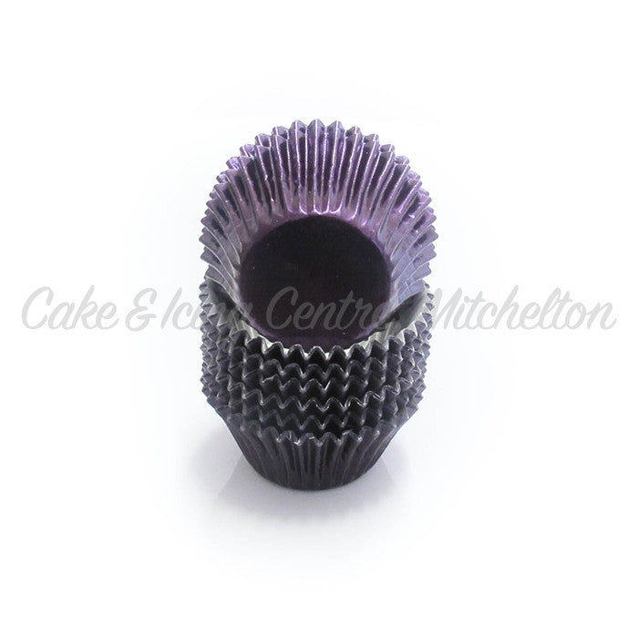 Foil Cupcake Wrappers - Bite-Size (360)