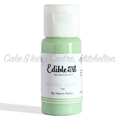 Edible Art Paint - Pastel Green