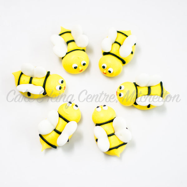 Sugar Toppers - Bumble Bees