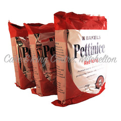 Bakels Pettinice Fondant - Red 750g