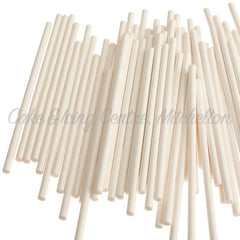 Cake Pop Sticks - Pack of 25