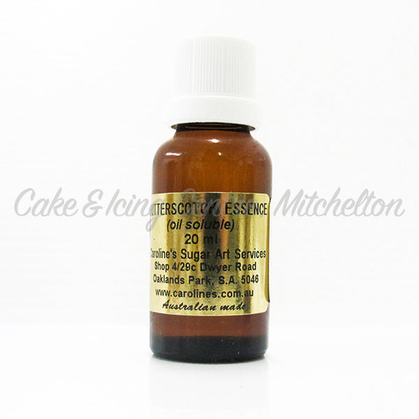 Butterscotch Essence (Oil) - 20ml
