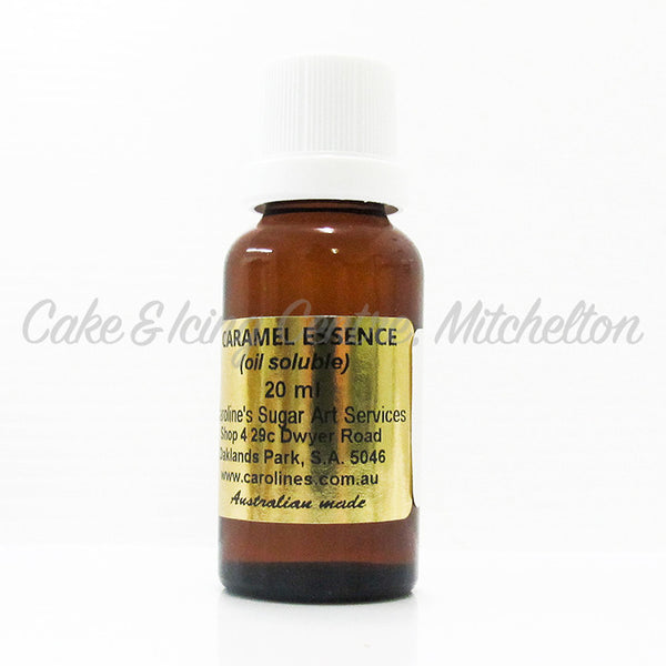 Caramel Essence (Oil) - 20ml