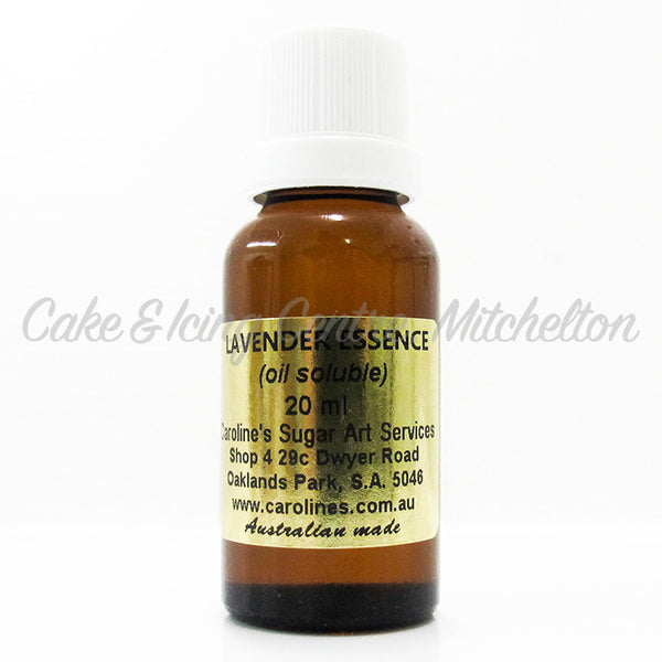 Lavendar Essence (Oil) - 20ml