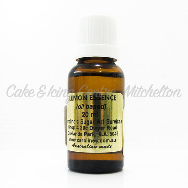 Lemon Essence (Oil) - 20ml