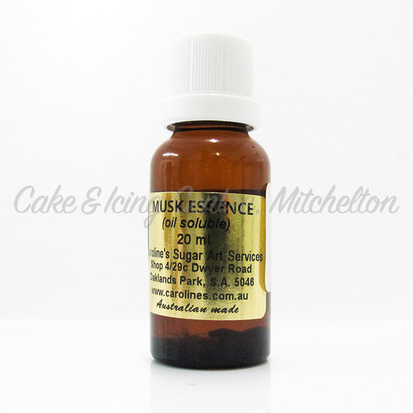 Musk Essence (Oil) - 20ml
