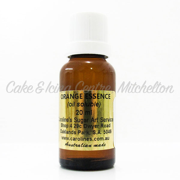 Orange Essence (Oil) - 20ml