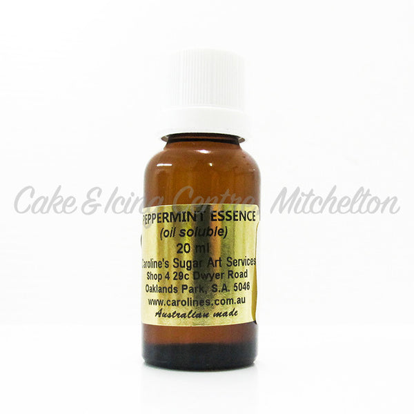 Peppermint Essence (Oil) - 20ml