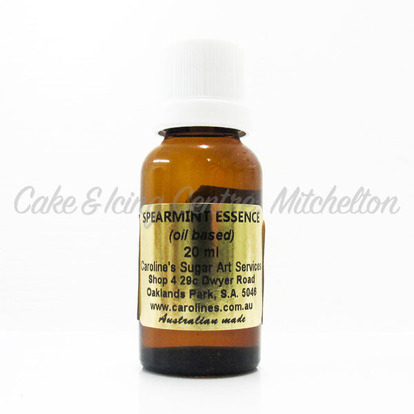 Spearmint Essence (Oil) - 20ml