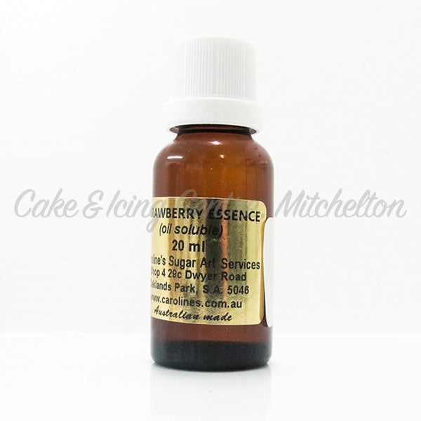 Strawberry Essence (Oil) - 20ml