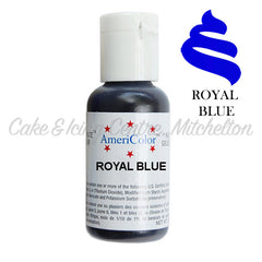 AmeriColor Soft Gel Paste - Royal Blue