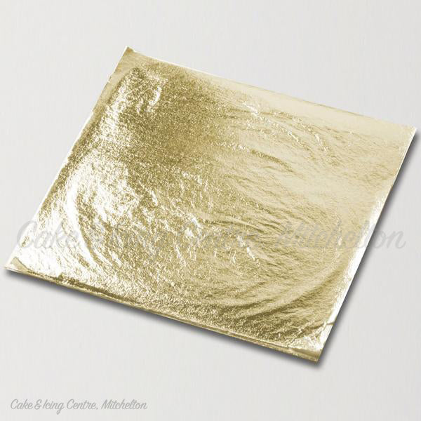 Edible Artisan Champagne Deluxe Leaf Sheets (11cm)