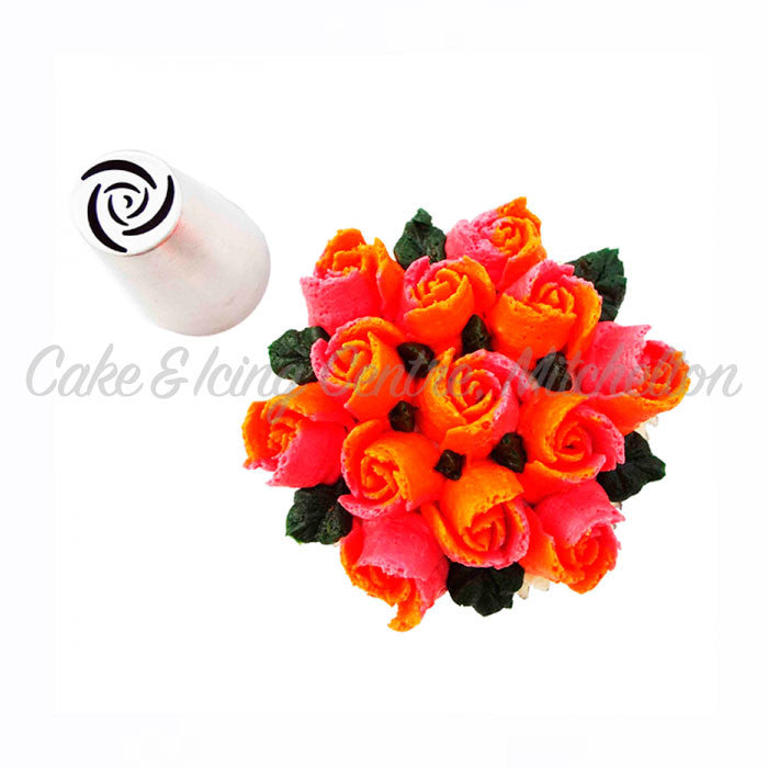 Specialty Icing Tips - 7 Petal Rose