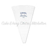 Decorating Piping Bags - Premium Fine line re-usable