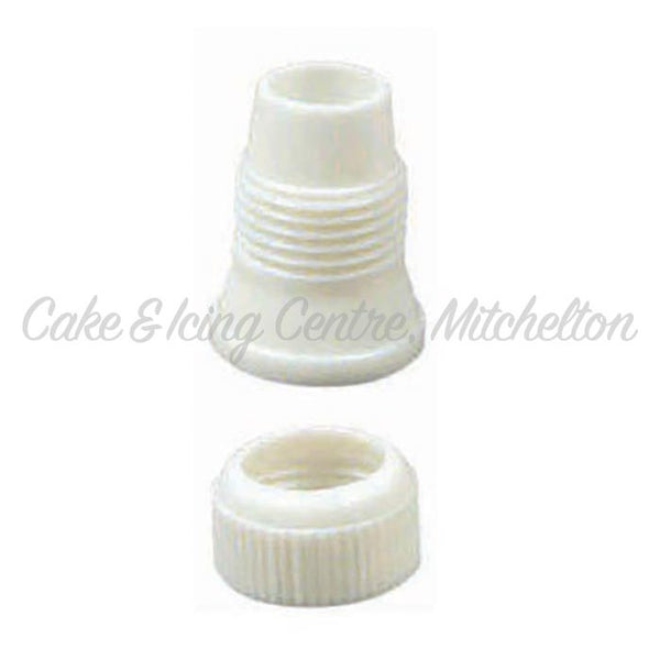 Small Plastic Coupler